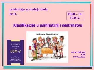 Klasifikacije u psihijatriji i sestrinstvu