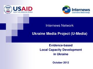 Internews Network Ukraine Media Project (U-Media)
