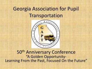 Georgia Association for Pupil Transportation
