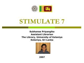 STIMULATE 7