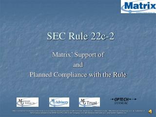 SEC Rule 22c-2