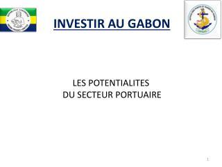 INVESTIR AU GABON
