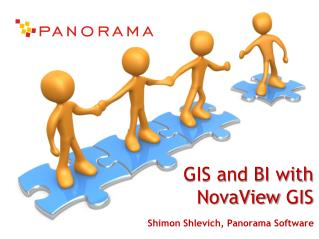 GIS and BI with  NovaView  GIS