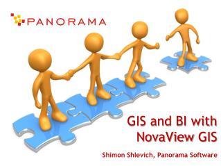 GIS and BI with  NovaView  GIS