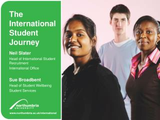 The International Student Journey