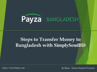 5 Simple Steps to Transfer Money Online in Bangladesh