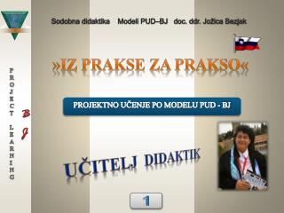 PROJECT LEARNING  BJ