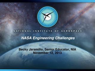NASA Engineering Challenges