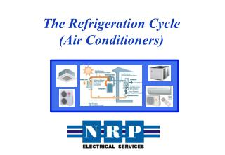 The Refrigeration Cycle (Air Conditioners )