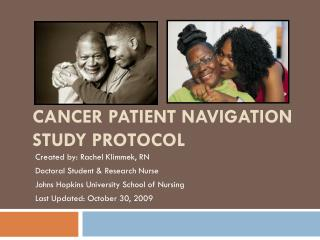 Cancer Patient Navigation  Study Protocol
