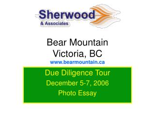 Bear Mountain Victoria, BC
