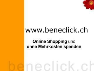 beneclick.ch