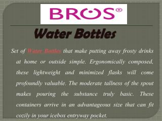 Unmatched Water Bottle Online Shopping Deals