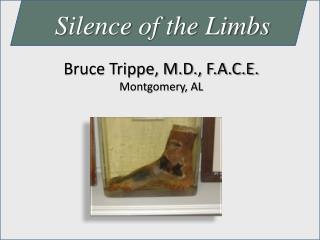Silence of the Limbs
