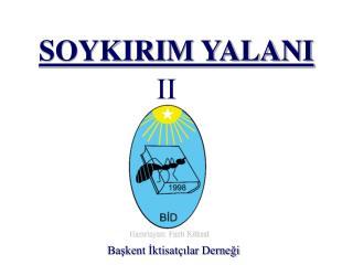 SOYKIRIM YALANI