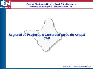 Regional de Produção e Comercialização do Amapá CAP