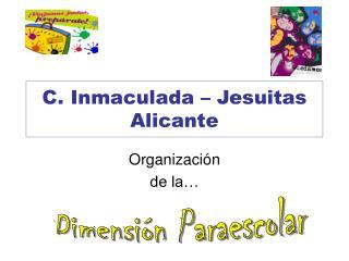 C. Inmaculada – Jesuitas Alicante