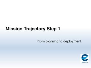 Mission Trajectory Step 1
