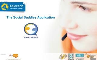 The Social Buddies Application