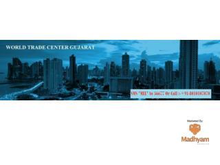World Trade Center , Gift City Gujarat International Finance