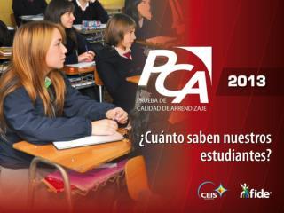 ¿Qué es la  PCA ?