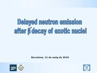Barcelona, 21 de maig de 2010