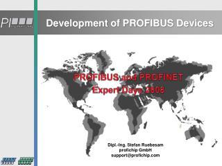 Development of PROFIBUS Devices