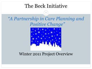 The Beck Initiative