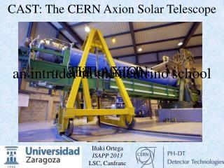 an intruder  in  the  neutrino  school