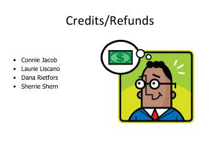 Credits/Refunds