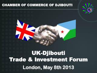 UK-Djibouti Trade & Investment Forum