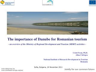 Cristi Frenț, Ph.D. Alina Cârlogea 	National Institute of Research Development in Tourism  Romania