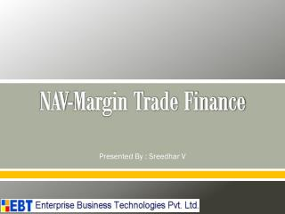 NAV-Margin Trade Finance