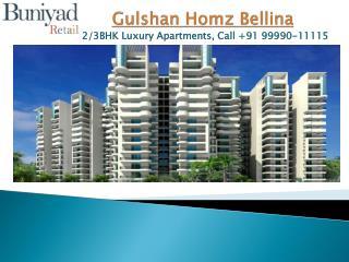 Gulshan Homes Bellina - Affordable township at Greater Noida