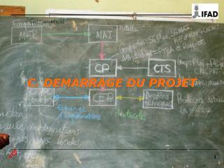 C. DEMARRAGE DU PROJET