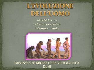 "CLASSE 3^C  Istituto comprensivo  ""Pisacane - Poerio"