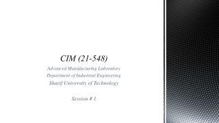 CIM (21-548)