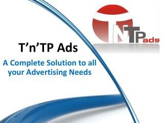 T�n�TP Ads