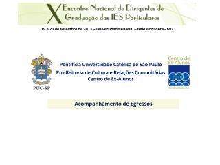 Pontif�cia Universidade Cat�lica de S�o Paulo
