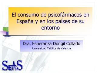 El consumo de psicofármacos en España y en los países de su entorno