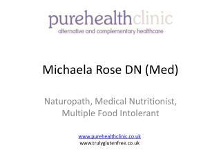 Michaela Rose DN (Med)