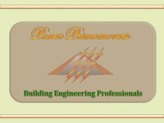Building Engineering Professionals