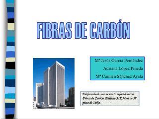 FIBRAS DE CARBÓN