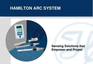 HAMILTON ARC SYSTEM
