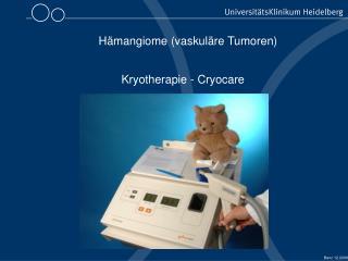 Hämangiome (vaskuläre Tumoren)