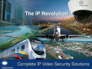 The IP Revolution