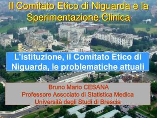 Il Comitato Etico di Niguarda e la Sperimentazione Clinica