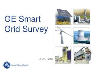 GE Smart Grid Survey