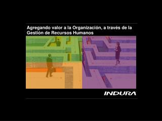 Agregando valor a la Organización, a través de la Gestión de Recursos Humanos