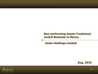 Amax Holdings Limited
